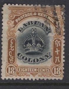 Labuan 106 U 1902
