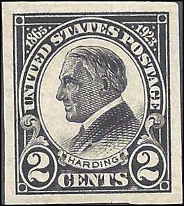 611 Mint,OG,HR... SCV $4.50