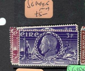 Ireland SG 144-5 MOG (4epq)