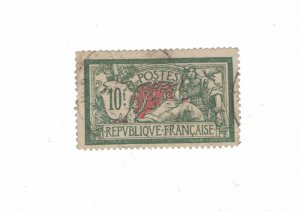 176 - France (10 Fr) 1925 - Postage stamps New Values [Stamp] Mint conditions