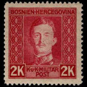Bosnia Herzegovina Scott 119 MH* stamp