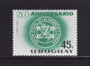 Uruguay C252 MNH EPAE Emblem (B)
