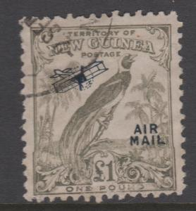 New Guinea Sc#C43 Used