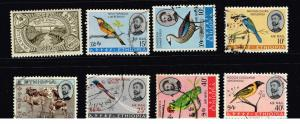 ETHIOPIA STAMP COLLECTION LOT  #S9
