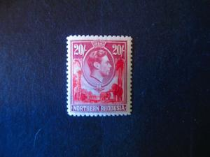 Northern Rhodesia #45 Mint Hinged- (BZ9) WDWPhilatelic!