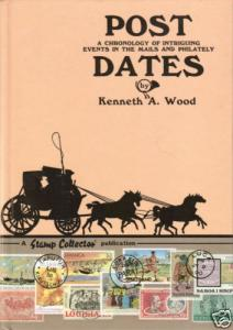 Post Dates, by Kenneth A. Wood, HB