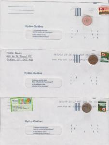 CANADA COVERS ODDITIES CENDERELLAS STAMPS LOT#C-201