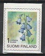 1998 Finland - Sc 844 - MNH VF - 1 single - Harebell
