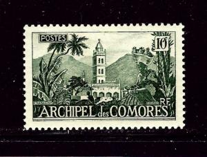 Comoro Is 37 MH 1950 issue