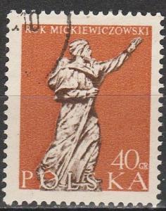 Poland #712  F-VF Used (S5545)