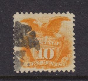 116 VF used neat cancel with nice color cv $ 125 ! see pic !