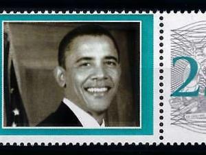 [78508] Grenada 2008 President Barack Obama  MNH