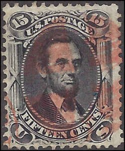 77 Used... SCV $225.00... Red cancel