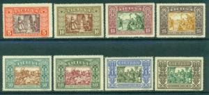 Lithuania #264-271  Mint  CV$10.50