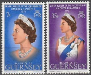 Guernsey #145-6 MNH F-VF (V2380)