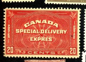 CANADA #E5 MINT FVF OG NH Cat $115