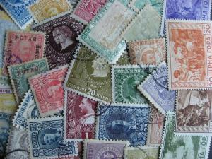Internationals WW collection breakdown, old Montenegro 35 different