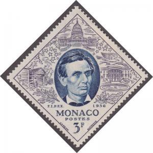 Monaco 356 Abraham Lincoln 1956