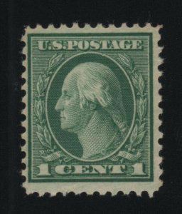 US SCOTT ##544, 1c Green, Rotary Perf 11 Mint Never Hinged Scarce (DFP 3/5/20)