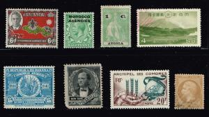 WORLDWIDE STAMP ACCUMULATE STAMP COLLECTION LOT #F5