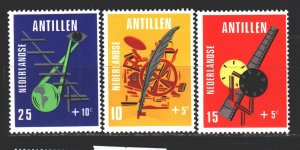 Antilles. 1970. 220-23 of the series. TV, press, cinema mass media. MNH.