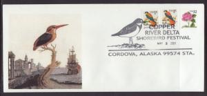 US Shorebird Festival,Cordova,AK 2001 # 10 Cover
