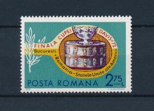 [42707] Romania 1972 Sports Tennis Davis Cup MNH