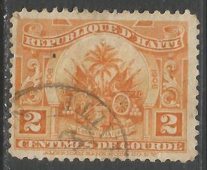 HAITI 146 VFU C56-1
