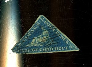 Cape of Good Hope #2 Used Ave Cat$170