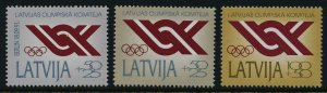 Latvia B150-2 MNH National Olympic Committee