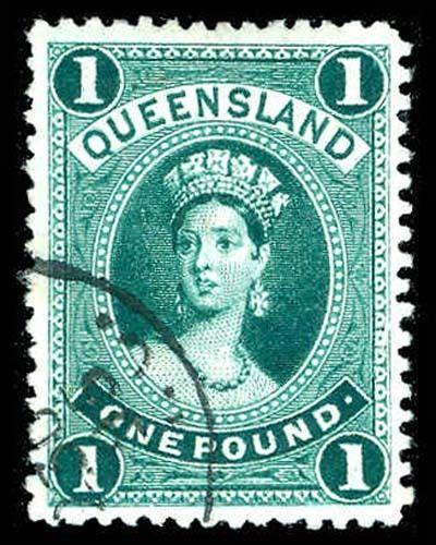 QUEENSLAND 83  Used (ID # 74426)