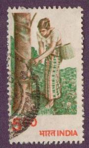 rubber harvesting 849