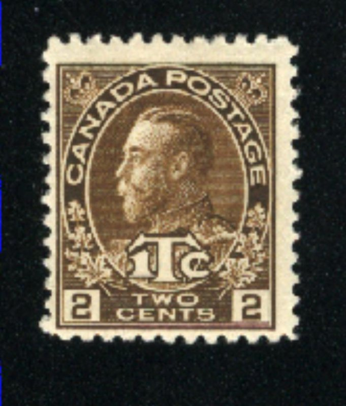 Canada #MR4   Mint NH VF   1915-16 PD