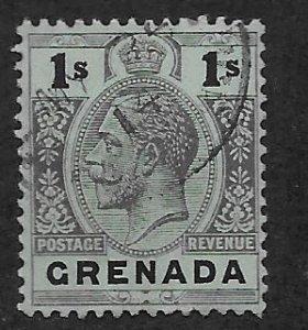 GRENADA SC# 106   F/U 1923
