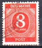 Mi:917 a;1946;used:Cat € 0.30
