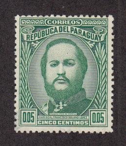 Paraguay Scott #444 Unused