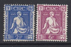 Ireland, Scott 131-132 (SG 136-137), MHR