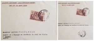 O) 1935 BELGIAN CONGO, LEOPOLD I, LEOPOLD II, ALBERT I, LEOPOLD III, CONGO FREE