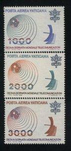 Vatican MNH Sc C 63-65