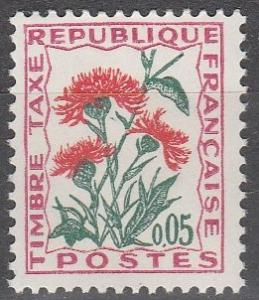 France #J98 MNH F-VF (SU4155)