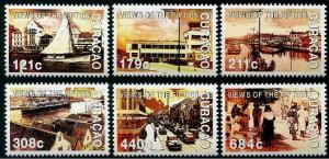 HERRICKSTAMP NEW ISSUES CURACAO 1950's Views