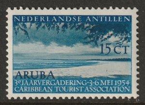 Netherlands Antilles 1954 Sc 231 MLH*
