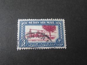 Sudan 1950 Sc C37,C39 FU