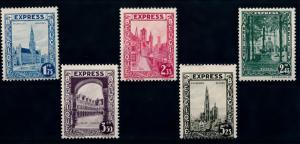 [69112] Belgium 1929 Express Stamps Original Gum MNH