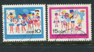 Germany DDR #1069-70 Used - penny auction