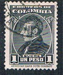 Colombia 492 Used Antonio Sucre (BP831)