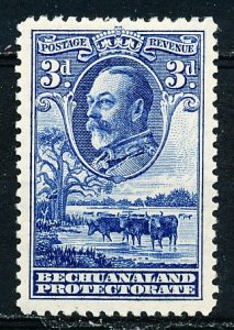Bechuanaland Protectorate #108 Single MH