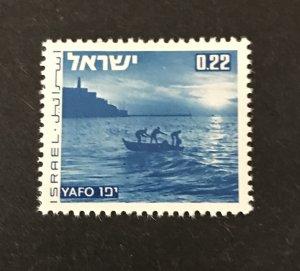 Israel 1972 #465, MNH