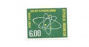 Indonesia 1962 - M - Scott #580 *