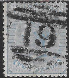 Mauritius 33 Used - Victoria